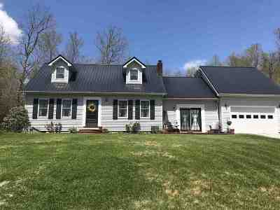 Greenup County Single Family Home For Sale: 956 Plum Grove
