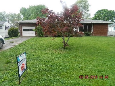 Greenup County Single Family Home For Sale: 236 1st Ave