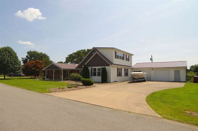 Greenup County Single Family Home Active-Back On Market: 78 Lawrence Street