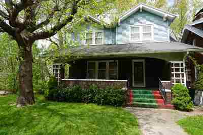 Ashland Single Family Home For Sale: 2125 Phelps Street