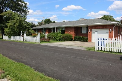 Greenup County Single Family Home For Sale: 403 Cox Street