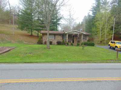 Carter County Single Family Home For Sale: 22942 Us Hwy60
