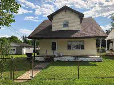 Single Family Home Pending-Continue To Show: 2220 Harrod Street