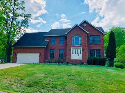 Flatwoods Single Family Home For Sale: 3570 Hearthstone Court