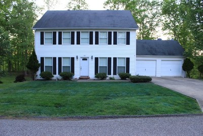 Single Family Home For Sale: 260 Bellefonte Circle