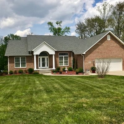 Grayson KY Single Family Home For Sale: $429,000