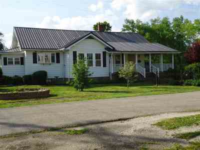 Greenup County Single Family Home For Sale: 1118 Walnut Street