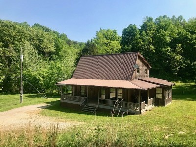 Carter County Single Family Home For Sale: 846 Wolf Creek