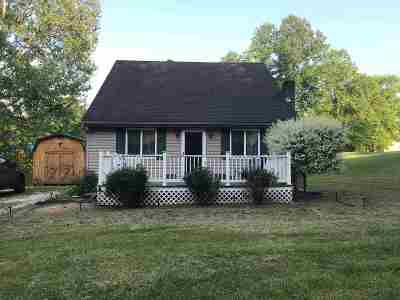 Greenup County Single Family Home For Sale: 9561 Sr 207