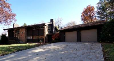 Ashland Single Family Home For Sale: 2367 Hickory Ridge
