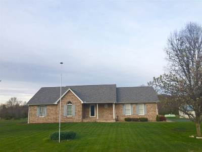 Greenup County Single Family Home Active-New: 156 Timberlake Meadows