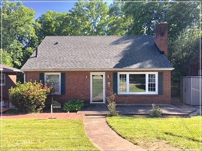 Ashland Single Family Home For Sale: 4424 Blackburn Avenue