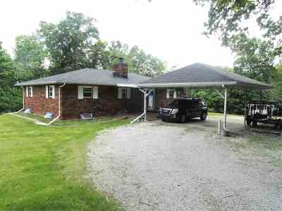 Ashland Single Family Home For Sale: 1621 Booth Quillen