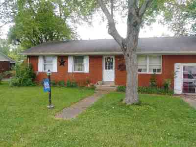 Greenup County Single Family Home Active-New: 825 Daniels Drive