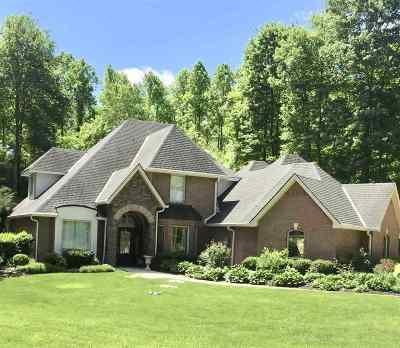 Ashland Single Family Home For Sale: 3950 Brookside Drive