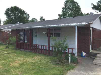 Raceland Single Family Home Pending-Continue To Show: 1234 Crestview Drive
