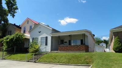 Ashland Single Family Home For Sale: 2124 Carter Avenue