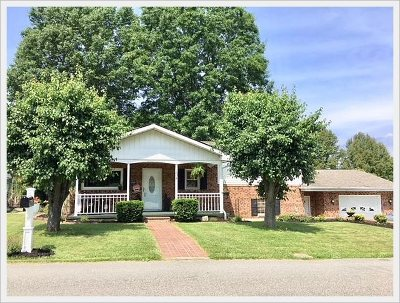 Greenup County Single Family Home Pending-Continue To Show: 1504 Deschum Street