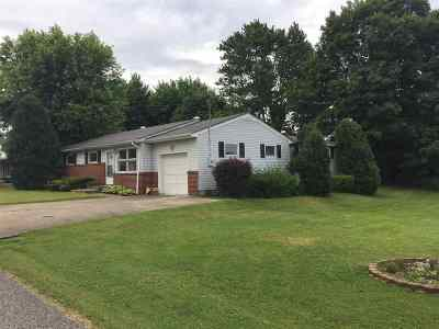 Greenup County Single Family Home For Sale: 1408 Taylor Street