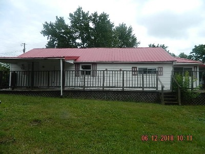 Greenup County Single Family Home For Sale: 2900 McKenzie Street