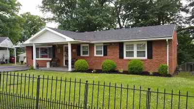 Greenup County Single Family Home For Sale: 904 Federal Way