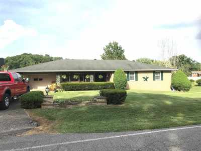 Catlettsburg Single Family Home For Sale: 3041 Bonanza Drive