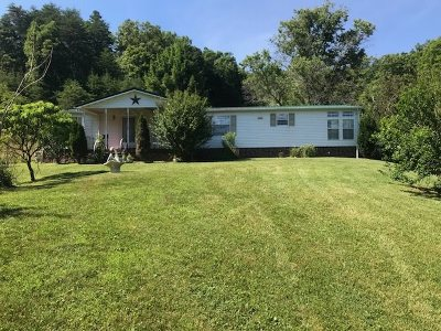 Carter County Single Family Home For Sale: 78 Woodland Heights