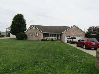 Carter County Single Family Home Pending-Continue To Show: 95 Sweetwater