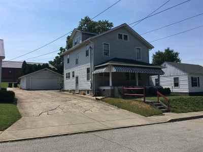 Ashland Single Family Home For Sale: 2236 Crooks Street