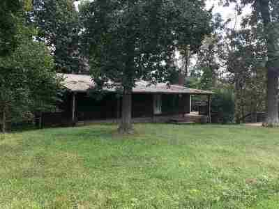 Lawrence County Single Family Home For Sale: 652 Co Rd 44