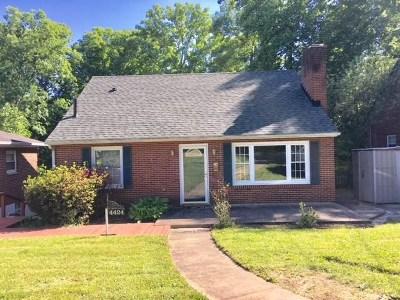 Ashland Single Family Home For Sale: 4424 Blackburn Avenue
