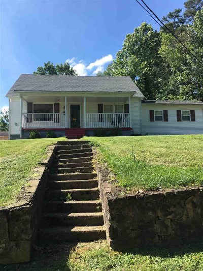Carter County Single Family Home For Sale: 435 Irwin Road