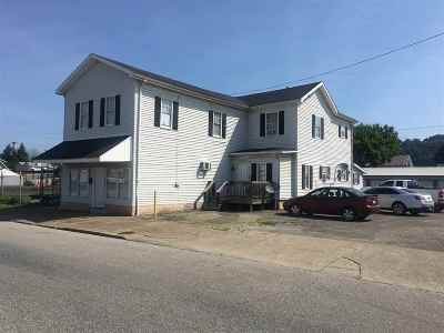 Lawrence County Multi Family Home For Sale: 1107 S 3rd Street