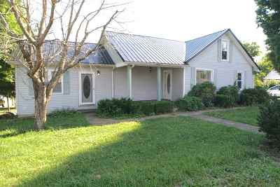 Greenup County Single Family Home For Sale: 1512 Clark Street