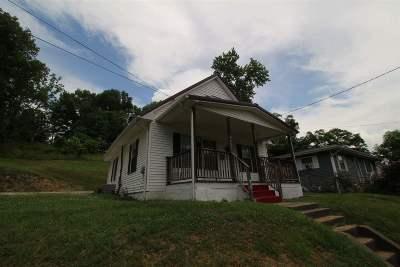Ashland Single Family Home For Sale: 5225 Blackburn Avenue