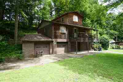 Ashland Single Family Home For Sale: 1219 Gallaher Drive