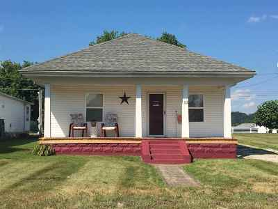 Greenup County Single Family Home For Sale: 909 Market Street