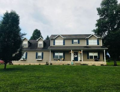 Carter County Single Family Home For Sale: 366 Plantation Drive