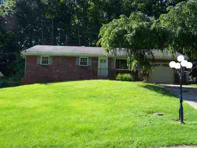 Ashland Single Family Home For Sale: 710 W Alexander Ct.