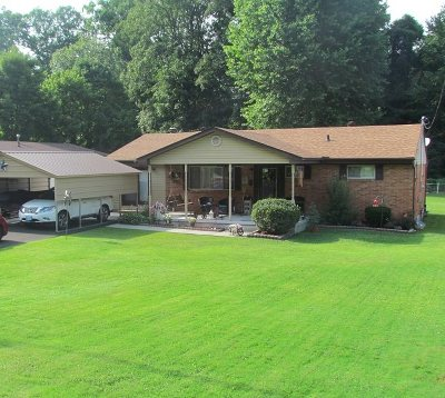Ashland Single Family Home For Sale: 317 W New Buckley Road