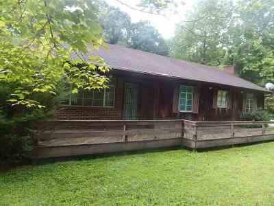 Greenup County Single Family Home For Sale: 1145 St Rt 784