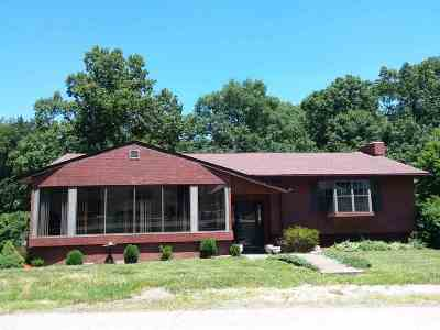 Flatwoods Single Family Home For Sale: 1705 Walnut Street