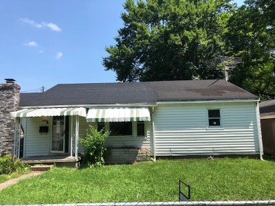 Carter County Single Family Home For Sale: 506 E Fourth