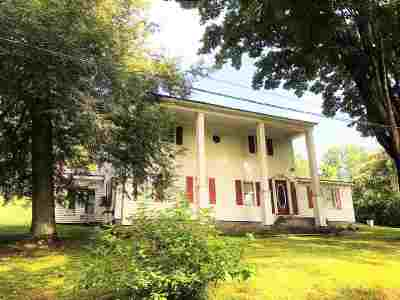Carter County Single Family Home For Sale: 552 Mills Branch