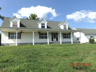 Carter County Single Family Home For Sale: 1221 Hannah Lane