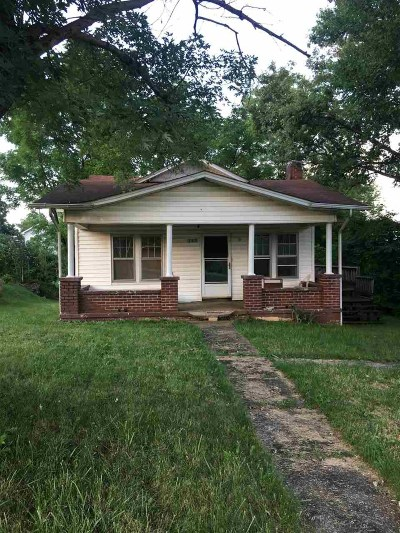 Carter County Single Family Home For Sale: 340 Hitchens Avenue