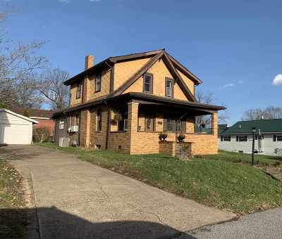 Ashland Single Family Home For Sale: 1421 Maxwell Avenue