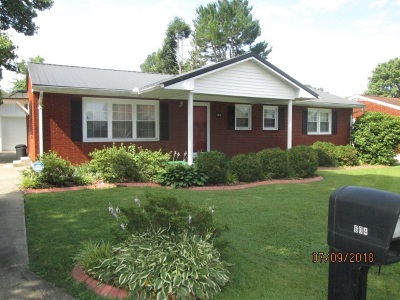 Greenup County Single Family Home For Sale: 604 Lagar Street