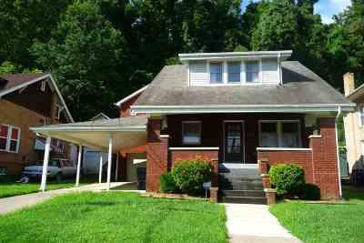 Ashland Single Family Home For Sale: 2524 Hilton Avenue