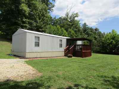 Carter County Single Family Home For Sale: 4 Mountain View